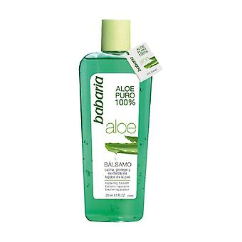 100% Aloe Vera Reparing Balm 250 ml