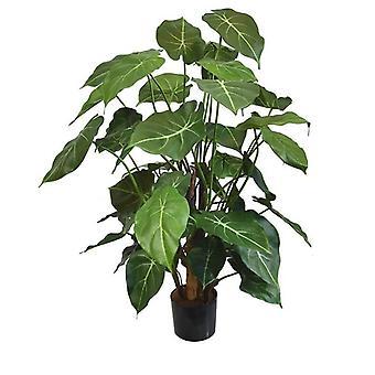 Kunstmatige Syngonium deluxe kunstplant 85 cm