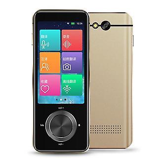 Portable 3.0 Inch Voice Translator Multi Languages Instant Mini Wireless 2 Way