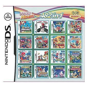 Video Game Cartridge Console Card