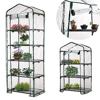 Pvc Warm Garden Tier Mini Household Plant Greenhouse Cover