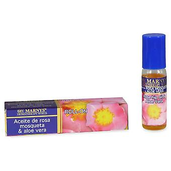 Marnys Rosehip and Aloe Vera Roll-On 10 ml