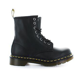 Dr. Martens 1460 Black Nappa Combat Boot