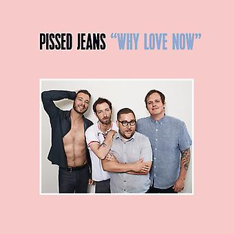 Pissed Jeans - Why Love Now [CD] USA import