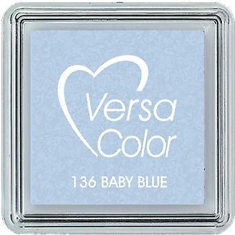 Versacolor Pigment Bläck pad Liten - Baby Blå