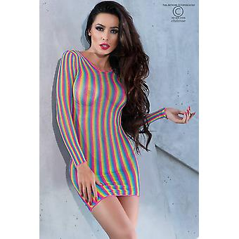 Mini dress CR4334 multicolour