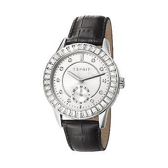 Esprit ES107422001 - Orologio da polso - donna - pelle - colore: nero