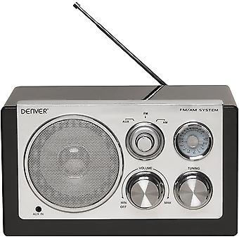 Wokex TR-61 Smart Design AM/FM Radio schwarz