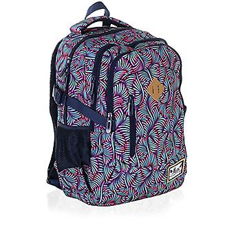 Astra Backpack HS-13 Hash Casual Backpack, 45 cm, Multicolor (Multicolor)