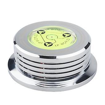 Universal 50hz Lp Vinyl Record Player Disc Turntable Stabilizer Avec Niveau
