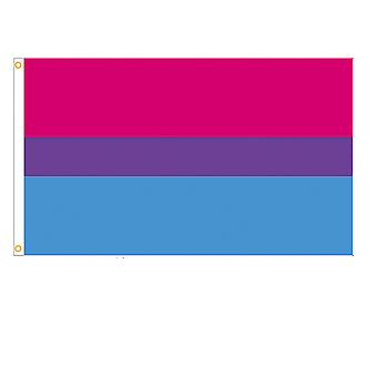 Rainbow flag gay les pride peace lgbt asexualism banner 3x6 ft ch13