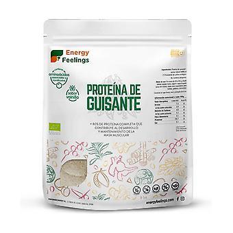Vanilla Flavored Pea Protein 1 kg