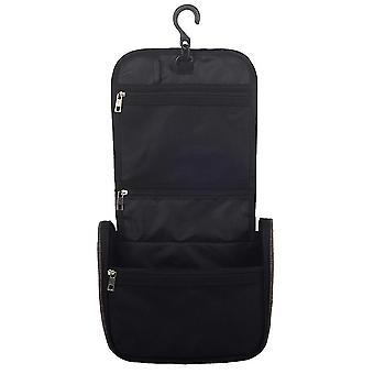 New Hanging Waterproof Toiletry Bag Men Travel Organizer Bag ES3202