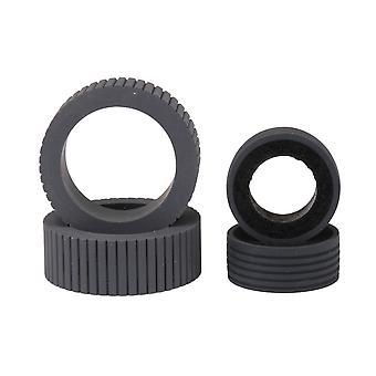 4 x Feed Roller Reifen Werkzeuge Scanner Ersatzteile Ersatz für PA03540 0002