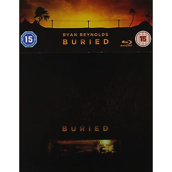 Enterré Steelbook Blu-Ray
