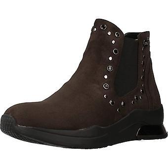 Xti Ankle Boots 49357x Couleur Gris