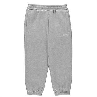 Slazenger Closed Hem Fleece Pants Infant Boys