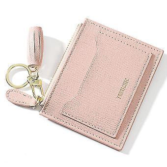 Mini Tenká peňaženka Viackartové puzdro na kľúče