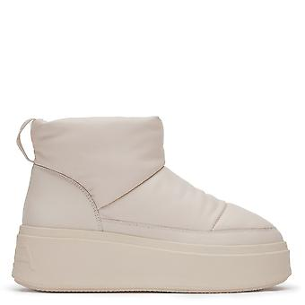 Ash MAXI BIS Boots Beige Eco Leather