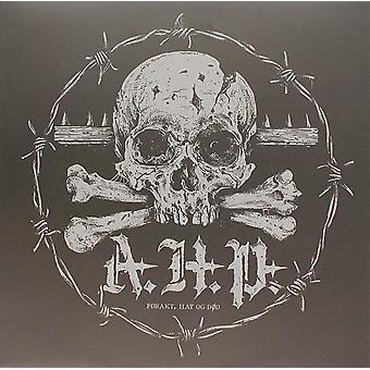 A.H,P - Forakt Hat Og Dod Vinyl