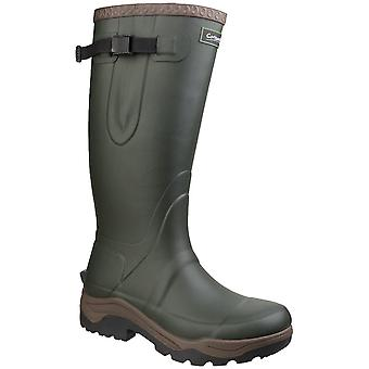 Cotswold Mens boussole en néoprène antidérapant en caoutchouc bottes Wellington