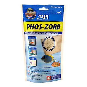 API Phos-Zorb for API Nexx & Rena Smartfilter - Size 6 - 5.25 oz - (Treats 55 Gallons)