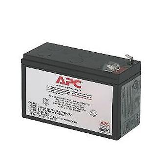 APC APCRBC106, Slutna blybatterier (VRLA), 1 styck, Svart, 2,5 kg, 102 mm, 48 mm