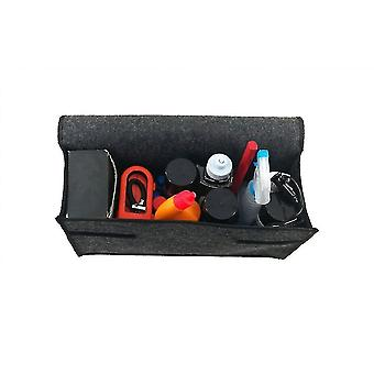 Toy chests large gray non-slip car trunk luggage storage box