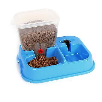 Practical Design Home Automatic Pet Dog Cat Feeder Food Drink Dispenser