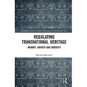 Regulating Transnational Heritage