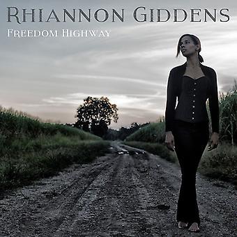 Rhiannon Giddens - Freedom Highway (Vinyl) [Vinyl] USA import