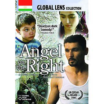 Engelen på høyre [DVD] USA importere