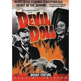 Djævelen dukke [DVD] USA importerer