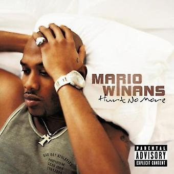 Mario Winans - Hurt No More [CD] USA import