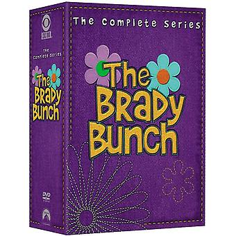 Brady Bunch: The Complete Series [DVD] USA import