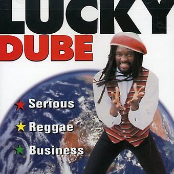 Lucky Dube - entreprise sérieuse de Reggae [CD] USA import