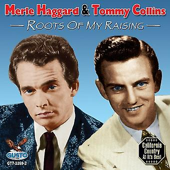 Merle Haggard & Tommy Collins - Roots of My Raising [CD] USA import