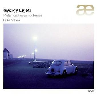 G. Ligeti - Gy Rgy Ligeti : Quatuors à cordes complet ; Import USA Sonate [CD]