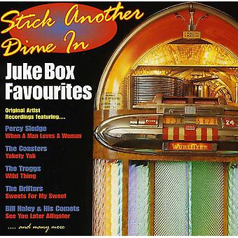 Sticka en annan Dime i-Juke Box favoriter - Stick en annan Dime i-Juke Box favoriter [CD] USA import