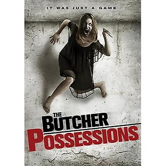 Butcher Possessions [DVD] USA import
