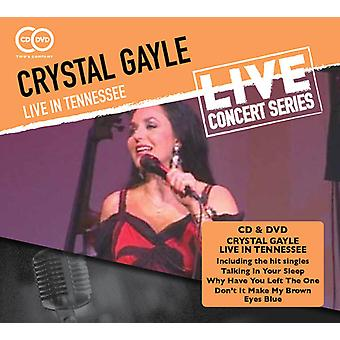Crystal Gayle - Gayle Crystal-Live in Tennessee [CD] USA import