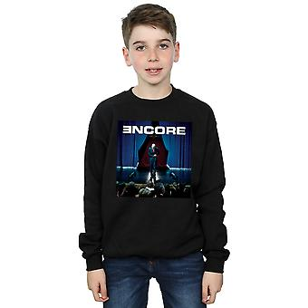 Eminem Boys Encore Album Cover Sweatshirt