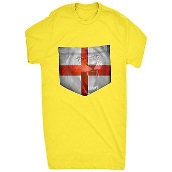 Gerenommeerde Engeland met Lion borst Patch