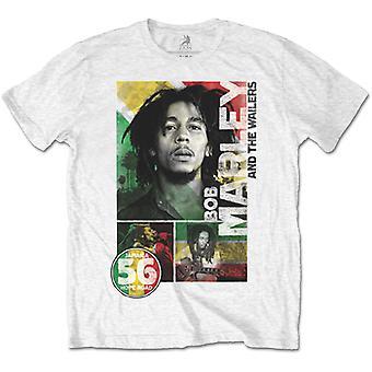 Bob Marley Rasta T-Shirt ~ 56 Hope Road