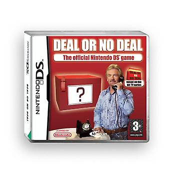 Deal or No Deal (Nintendo DS)-fabriken förseglad