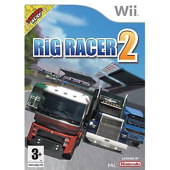 Rig Racer 2 (Wii)-in de fabriek verzegeld