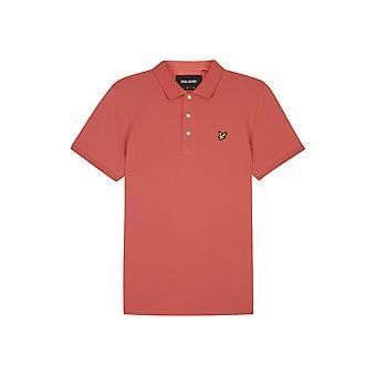 Lyle & Scott Lyle & Scott Mens Polo Shirt SP400VB