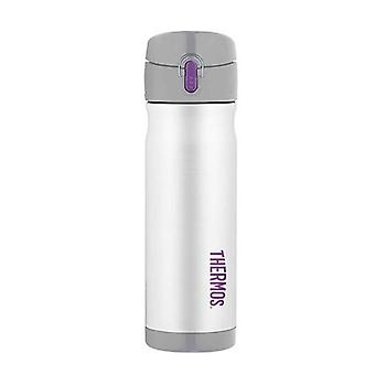 Thermos 470mL S/Steel Vacuum Insulated Commuter Bottle