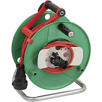 Brennenstuhl 1188470 Cable reel 40 m Red PG plug