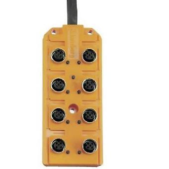 Lumberg Automation ASB 8/LED 5-4-331/5 M 60603 Sensor & actuator box (passive) M12 splitter + steel thread 1 pc(s)